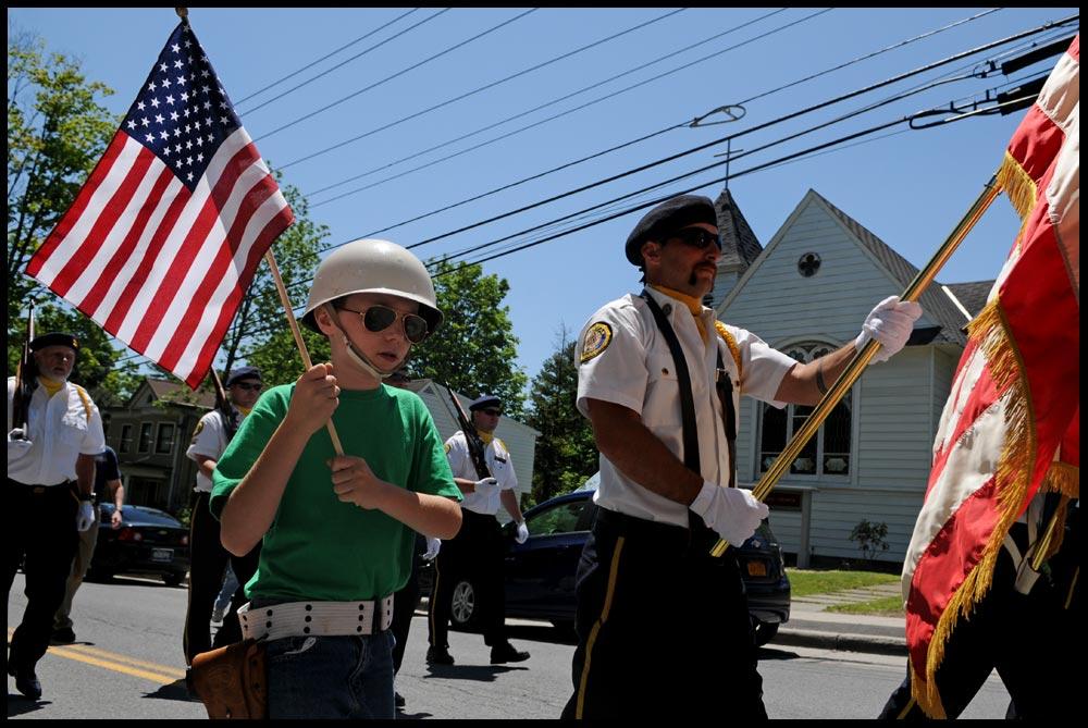 Memorial Day Parade - Woodstock, NY